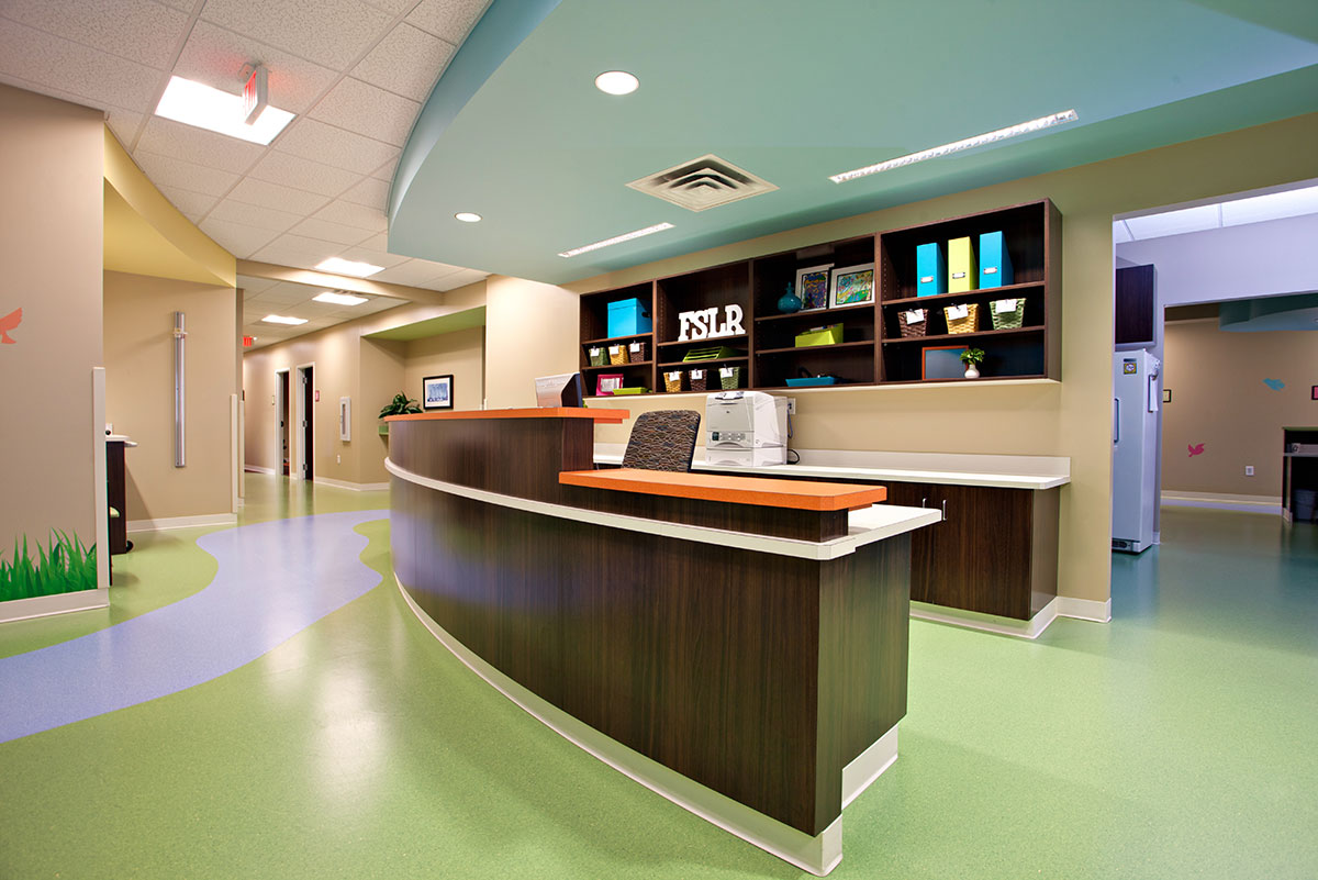 Healthcare Design // Interior Design by Barbour Spangle Design