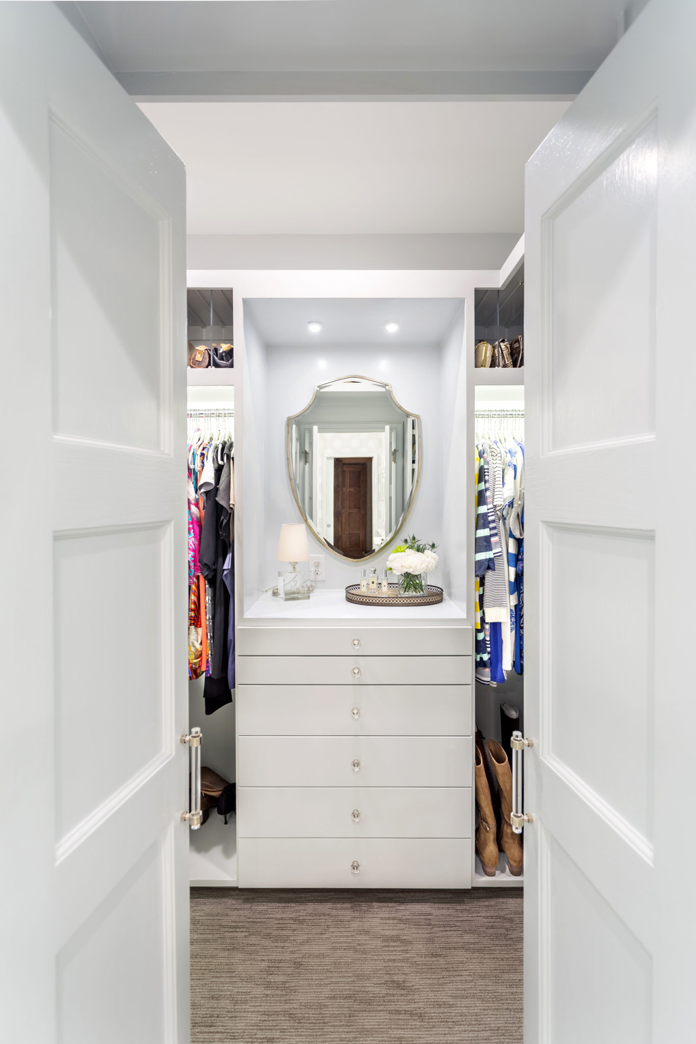 Our Top Tips For Creating A Dream Closet