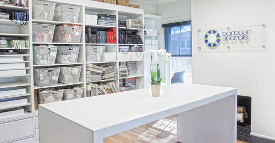 Office Interiors // Interior Design by Barbour Spangle Design