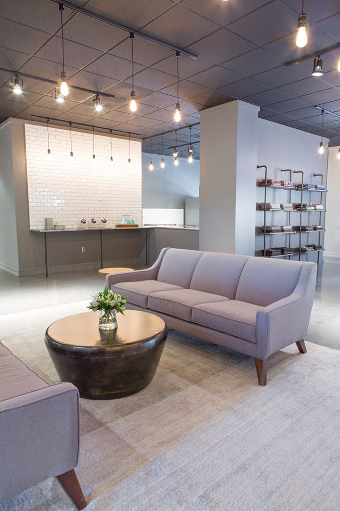 Retail Design // Interior Design by Barbour Spangle Design